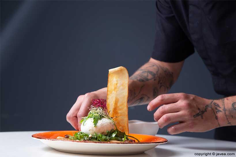 Cocina de autor – Restaurante SeeMontgó