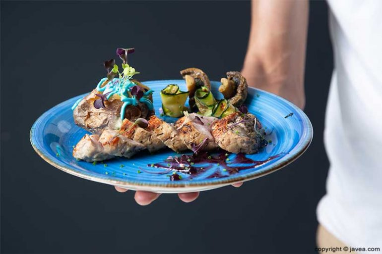 Cocina mediterránea - Restaurante SeeMontgó