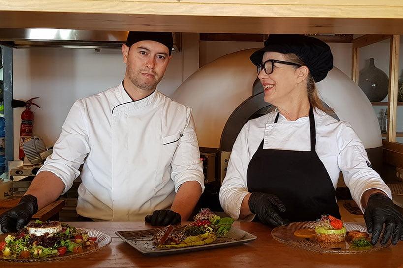 Cocina tradicional Restaurante Posidonia