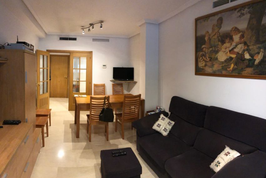 Comedor Apartamento Thiviers Inmobiliaria Javea Houses