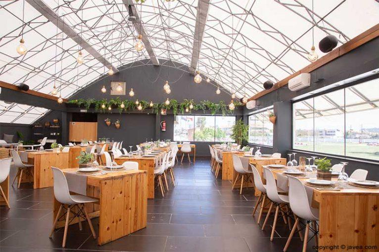 Comedor - Restaurante SeeMontgó