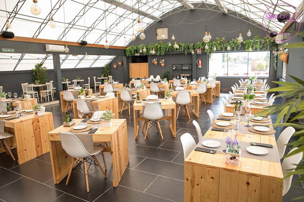 Comedor Restaurante Seemontgó