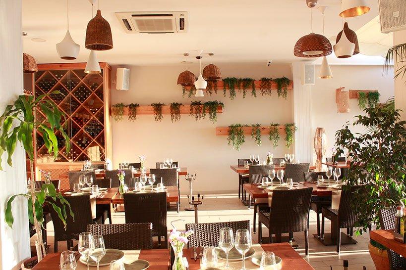 Comer en Jávea Restaurante Posidonia