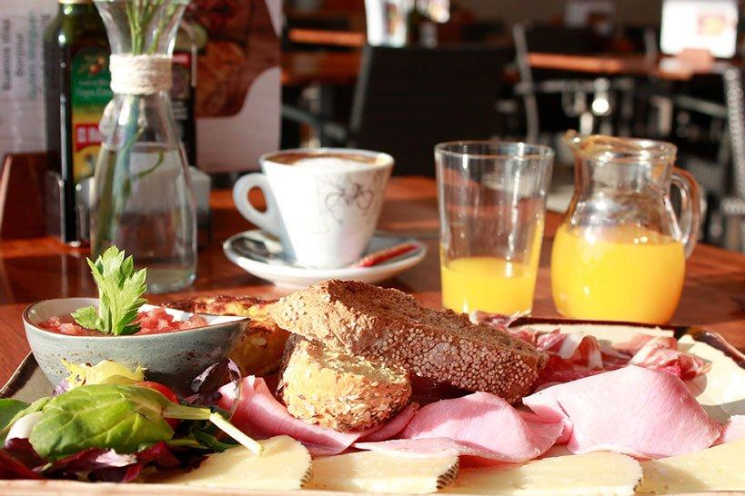 Desayunos en Jávea Restaurante Posidonia