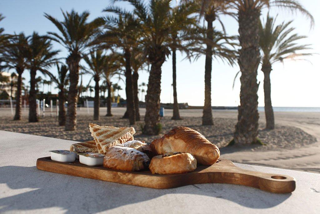 Desayunos – Restaurante Posidonia