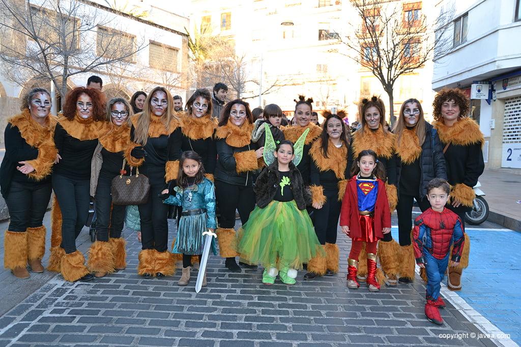 El Carnaval de Jávea
