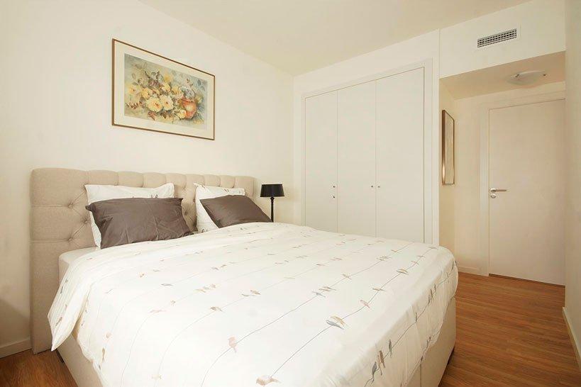 Dormitorio Ático El Haya MMC Property Services