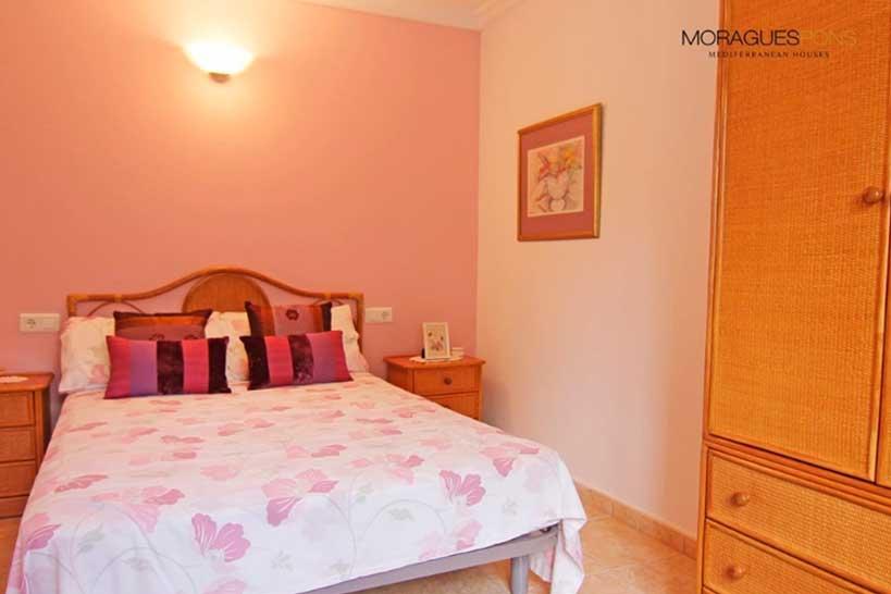 Dormitorio Villa Tranquila Jávea Moragues Pons Mediterranean Houses