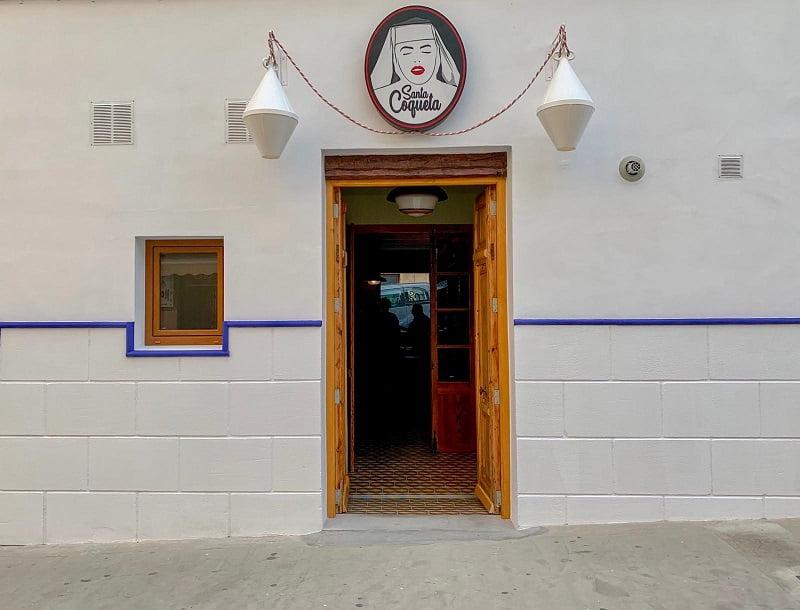 Santa Coqueta Fassade
