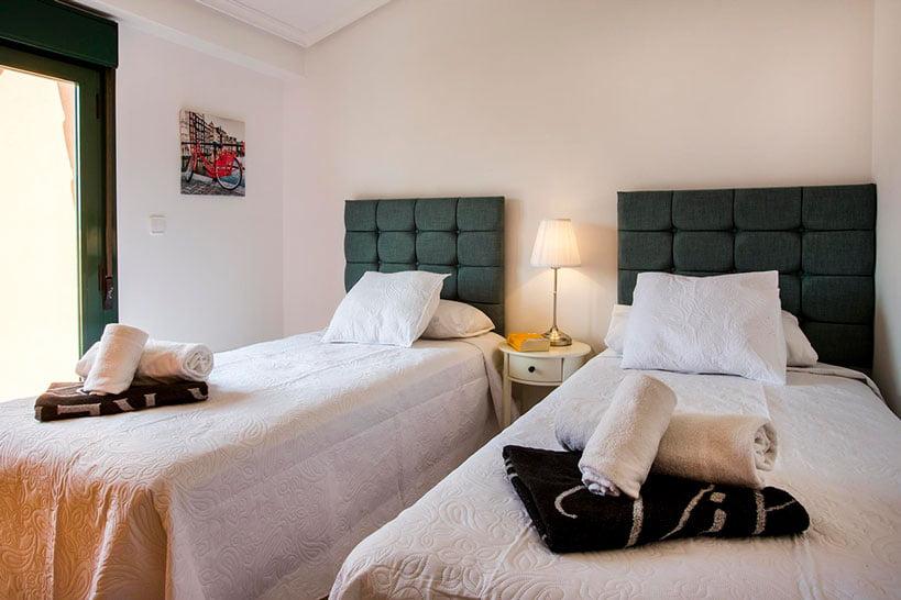 Habitación Apartamento Puerto Aguila Rent a Villa