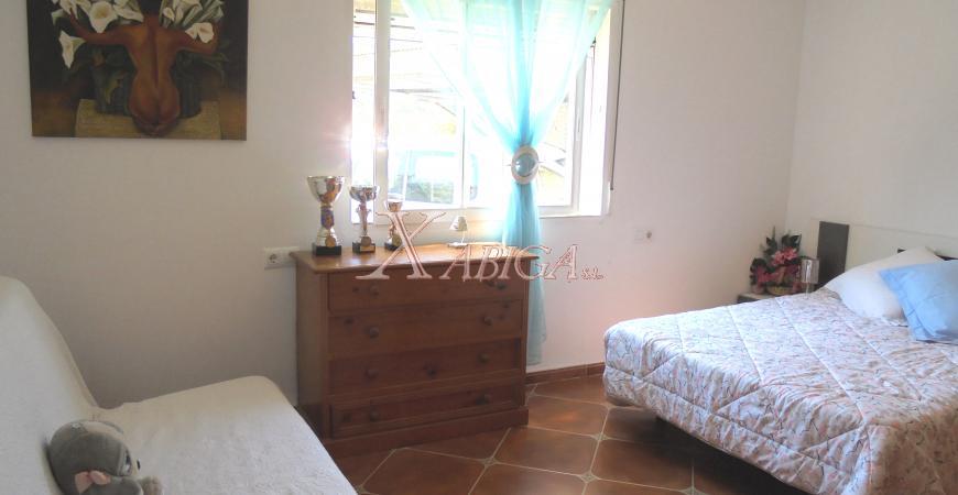 Chambre maison champ Xabiga-immobilier