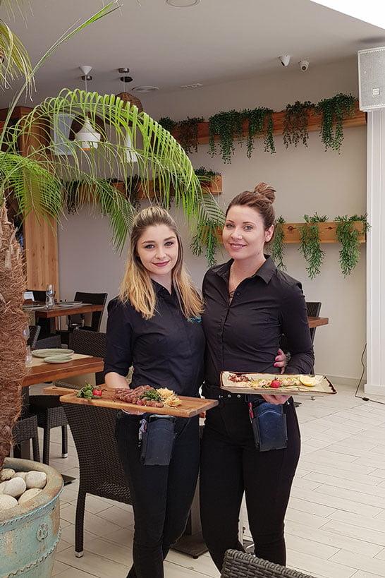 Personal Restaurante Posidonia