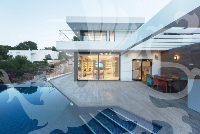 Poolvilla Stirling Ackroyd Spanje
