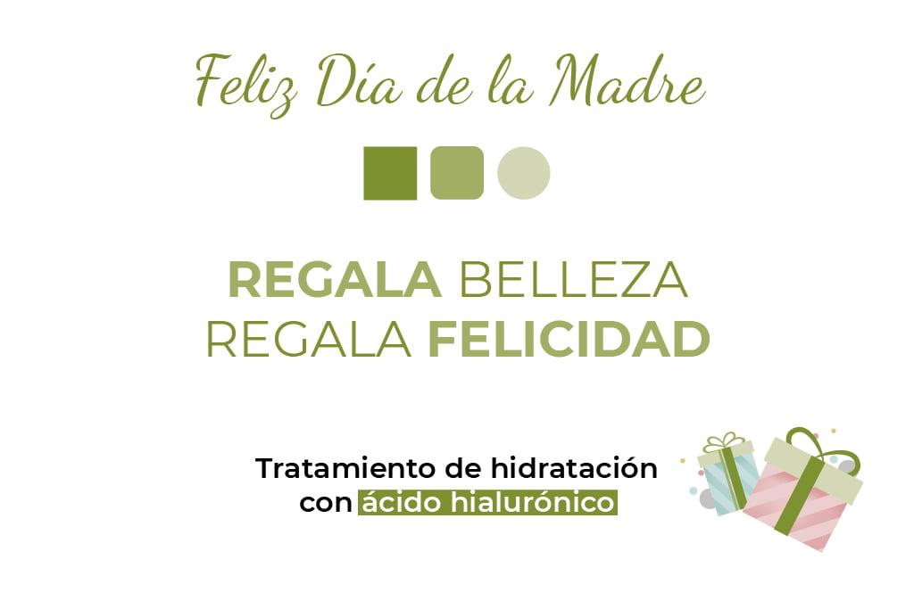 Regalo Día de la Madre Dénia Clínica Estética Castelblanque