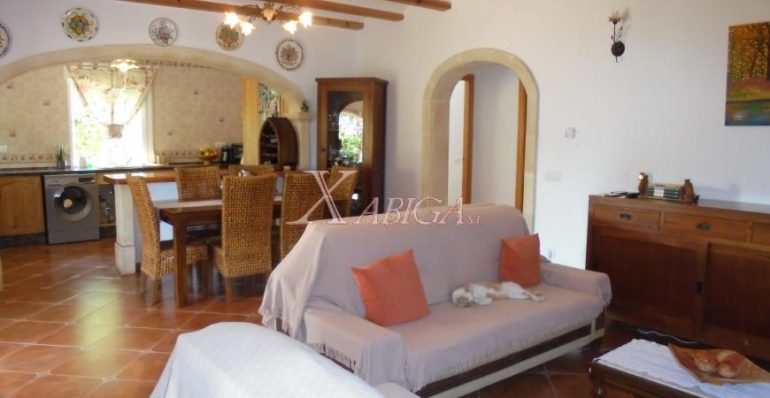 Salon maison sur le terrain Xabiga Real Estate