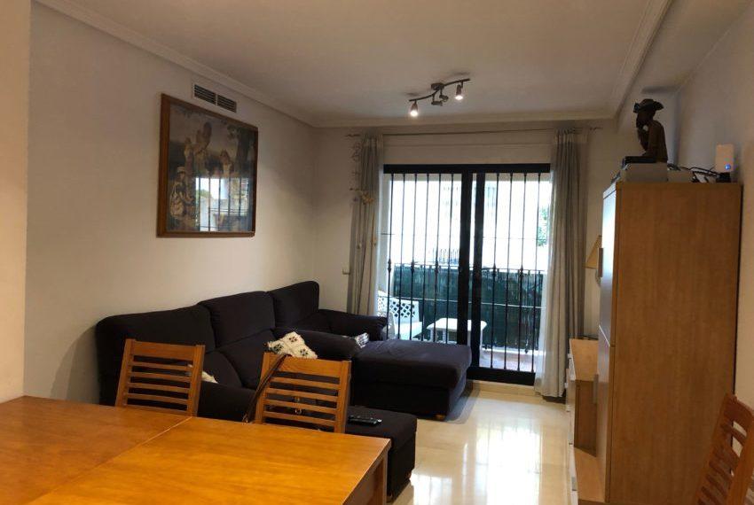 Salón-comedor Apartamento Thiviers Inmobiliaria Javea Houses