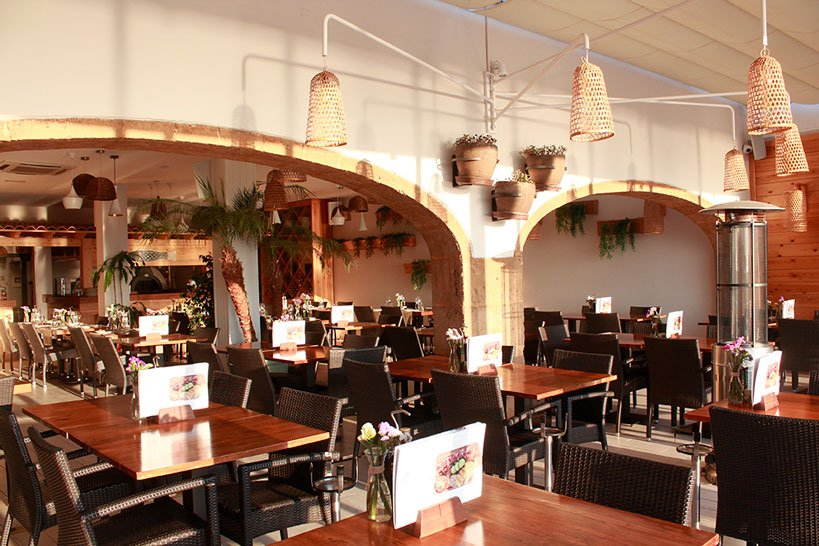 Salón Restaurante Posidonia