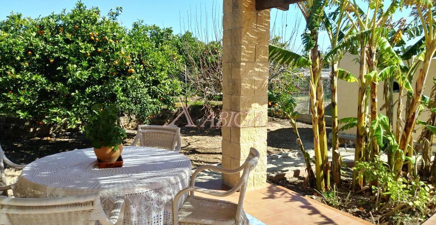 Terrain de maison en terrasse non couvert Xabiga Real Estate