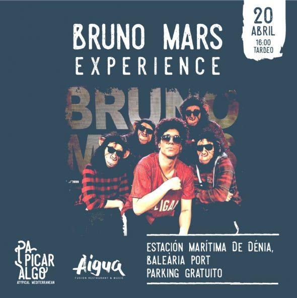 Tributo Bruno Mars Pa Picar Algo
