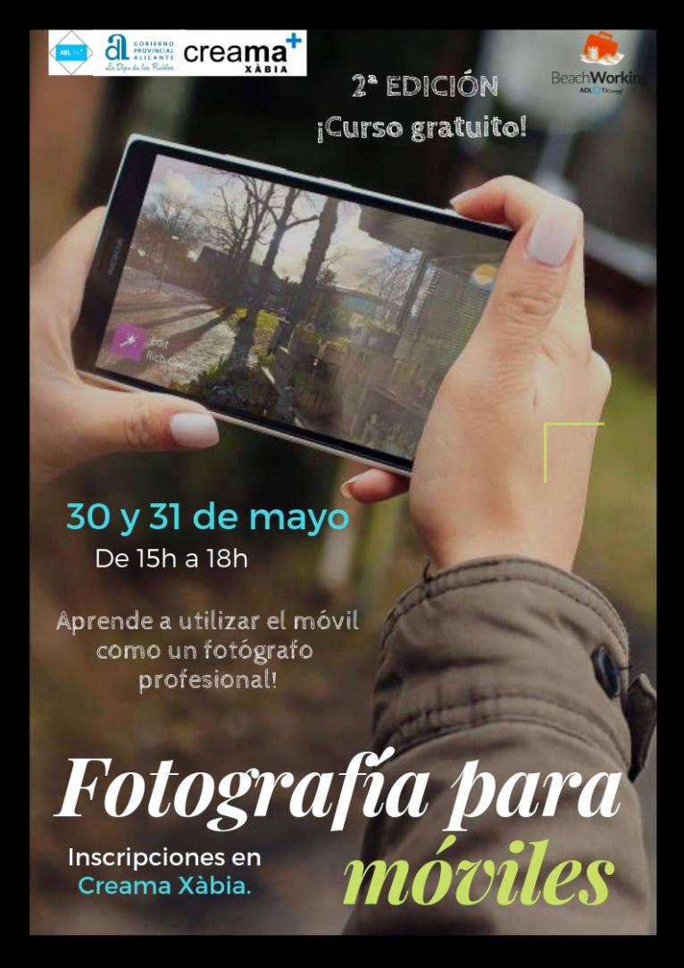 2ª Edición Fotografía para móviles