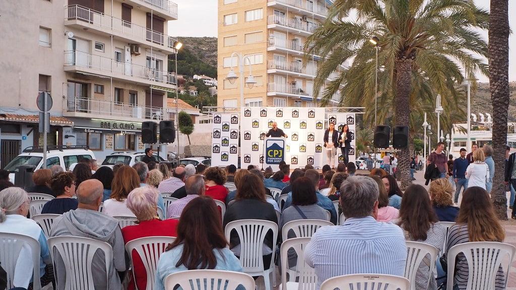 Ambient - Míting Port Ciutadans per Xàbia