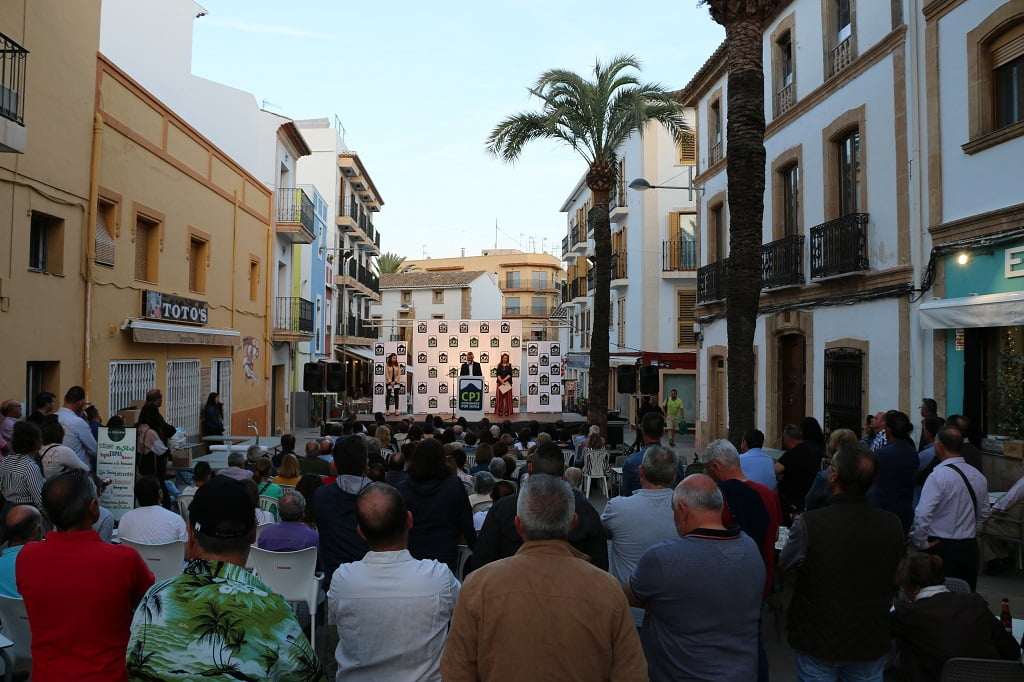 Assistents - Míting Placeta Ciutadans per Xàbia