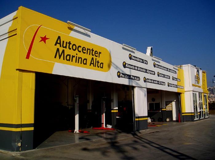 Autocenter Marina Alta