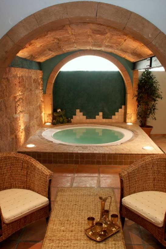 Zona Spa Casa Exclusiva – Terramar Costa Blanca