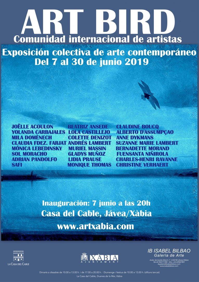 ART BIRD постер