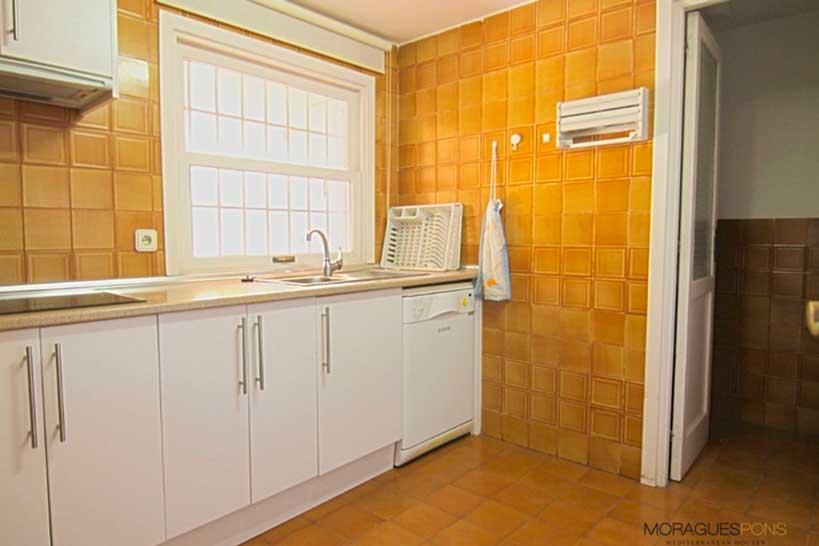 Кухня-квартира в Хавеа - Moraguespons средиземноморских домов
