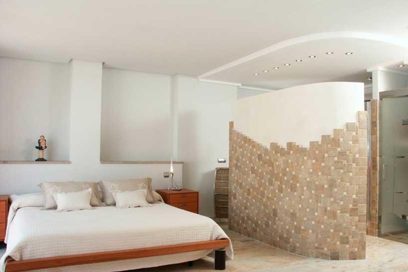 Dormitorio Casa Exclusiva – Terramar Costa Blanca