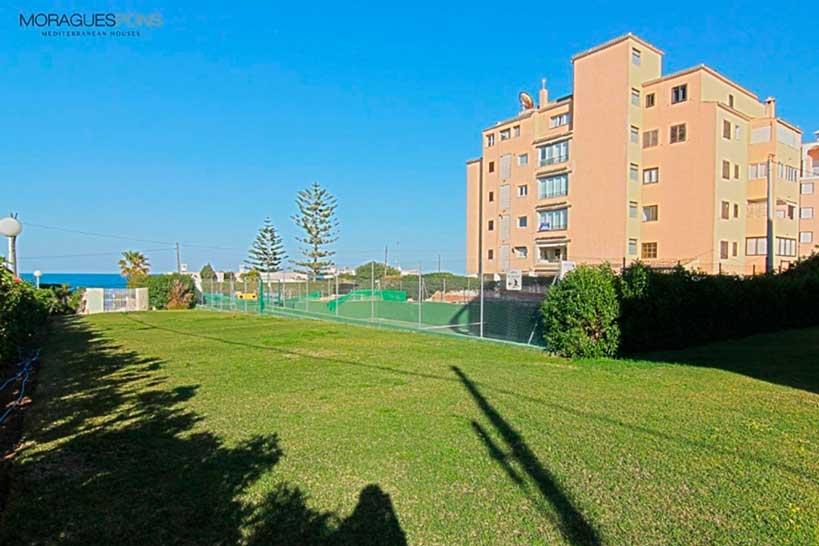Апартаменты с садом в Хавеа - Морагуспонс Средиземноморские дома