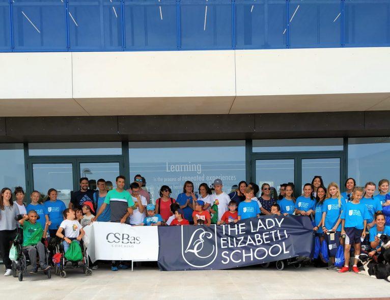 Jornada The Lady Elizabeth School amb el CEE Raquel Payà (1)