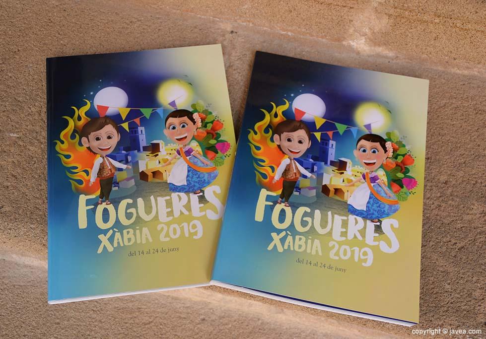Book Fiestas Fogueres 2019