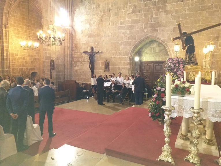 Misa de Jesús Nazareno