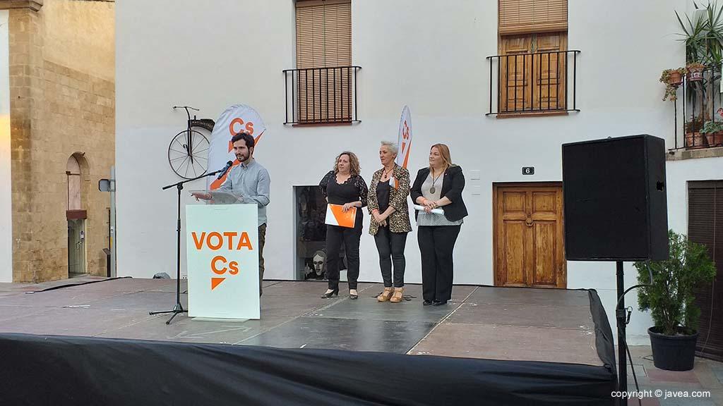Míting Ciutadans-Candidats