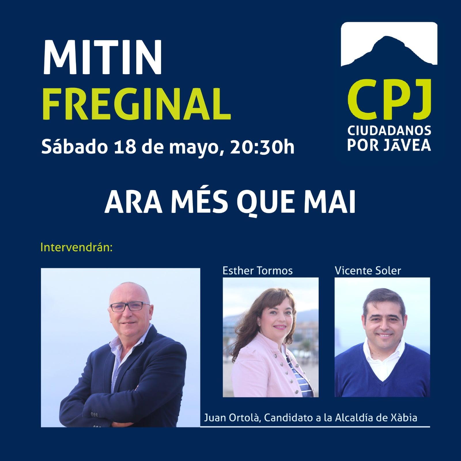míting CpJ