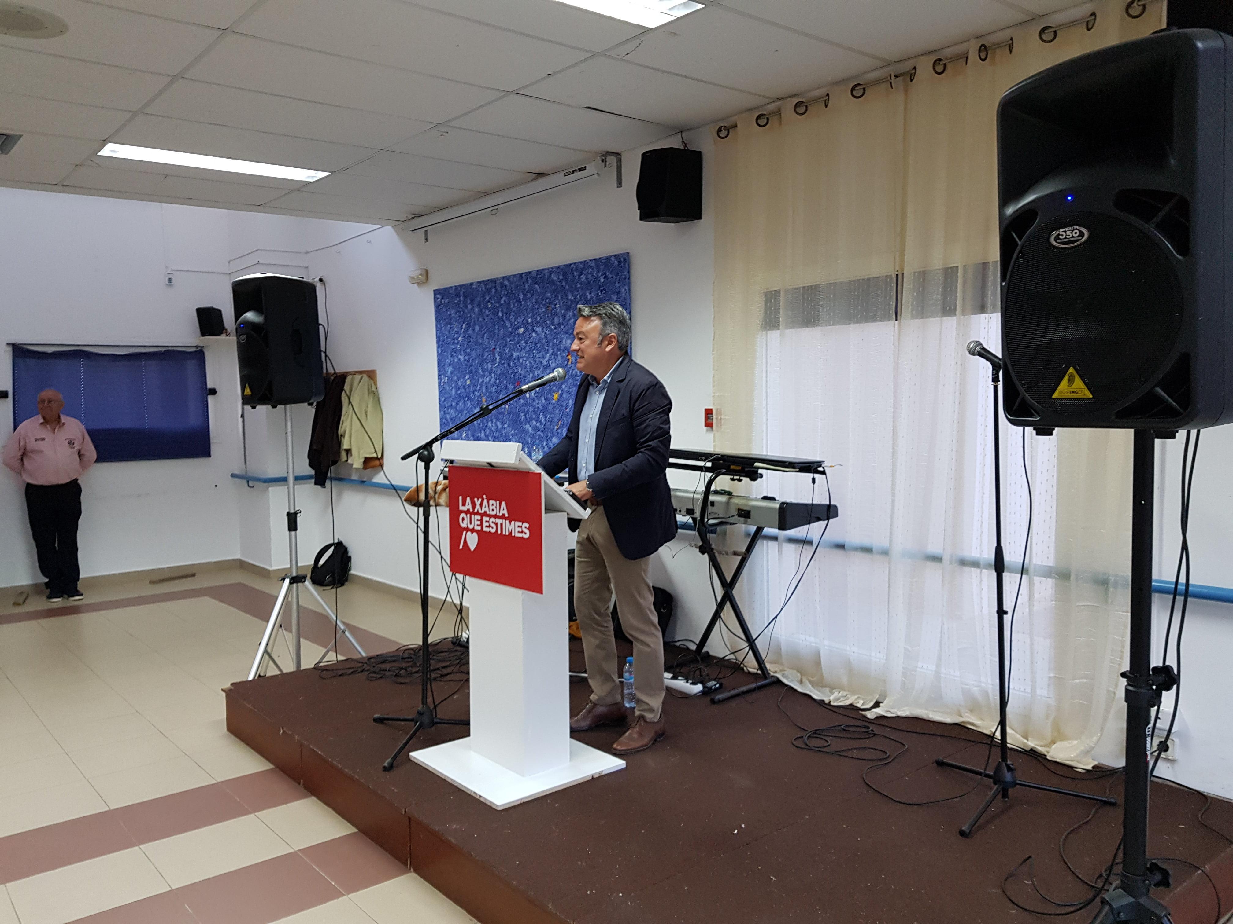 Mitin PSOE Centro Social Casco Histórico (5)