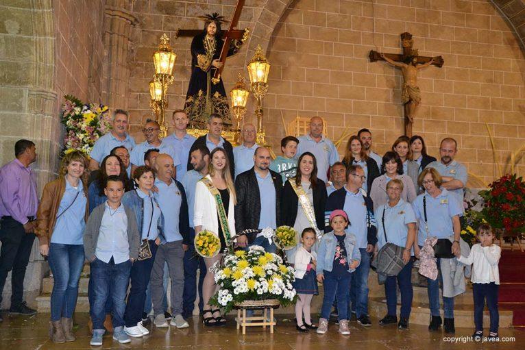 Ofrena de Flors a Jesús Natzarè 2019
