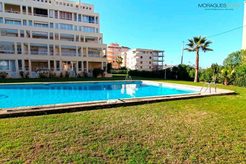 Апартаменты с бассейном в Хавеа - Moraguespons средиземноморские дома
