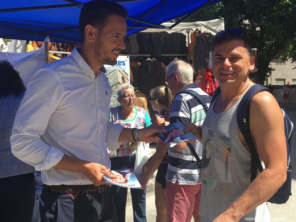 PP hablando con ciudadanos