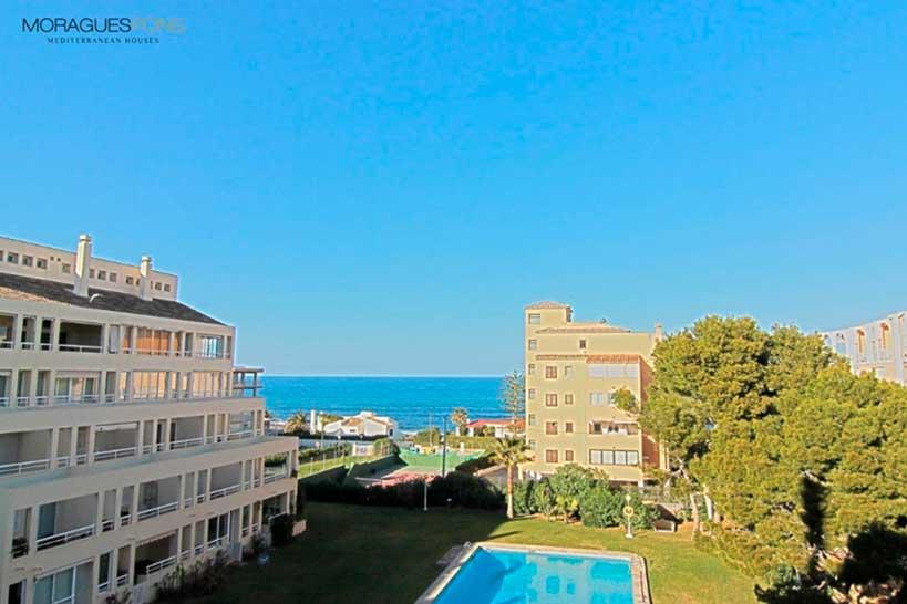 Просмотров квартира в Хавеа - Moraguespons средиземноморских домов