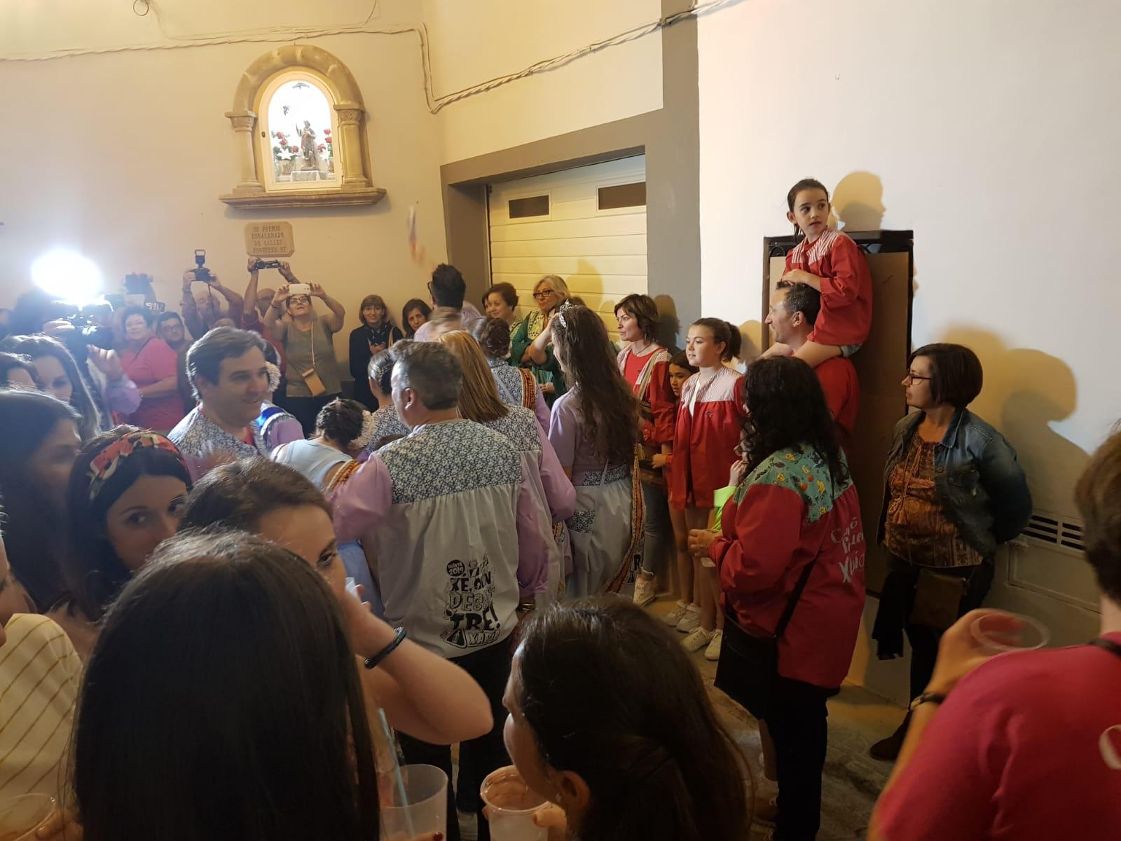 Acto Cantos a San Juan
