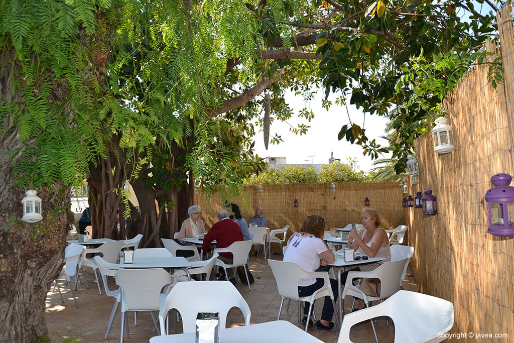 Almorzar en Jávea – Cafetería l'Encant