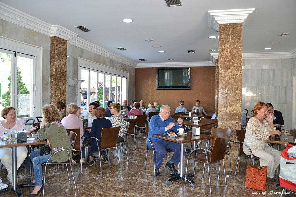 Cafetería en Jávea – Cafetería l'Encant