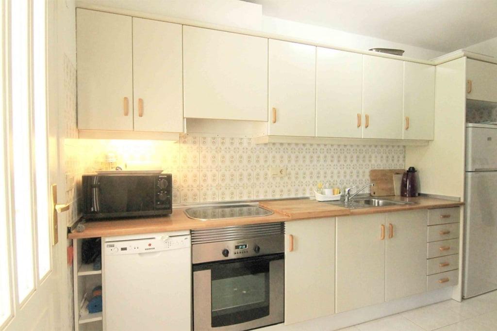 Küche Chalet Jávea Angebotspreis - MORAGUESPONS Mediterrane Häuser