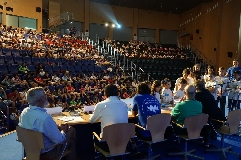 Congresso da Escola de Biodiversidade Marinha