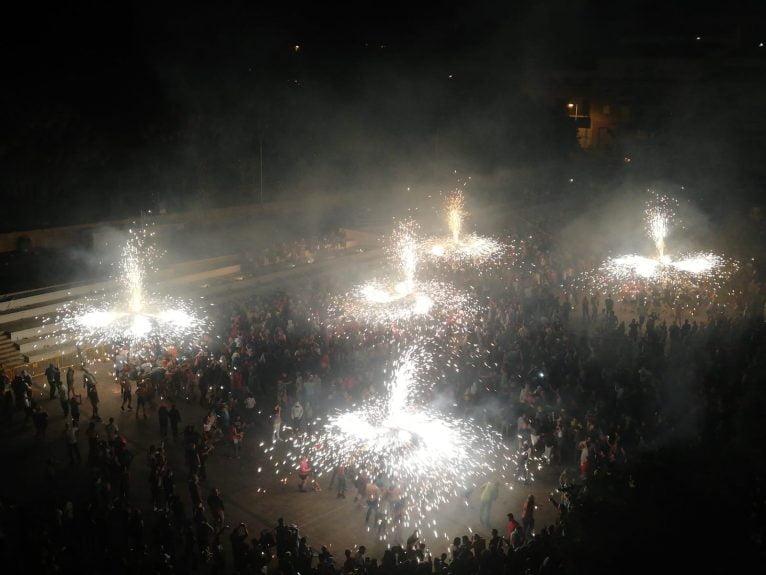 Correfocs Xàbia 2019