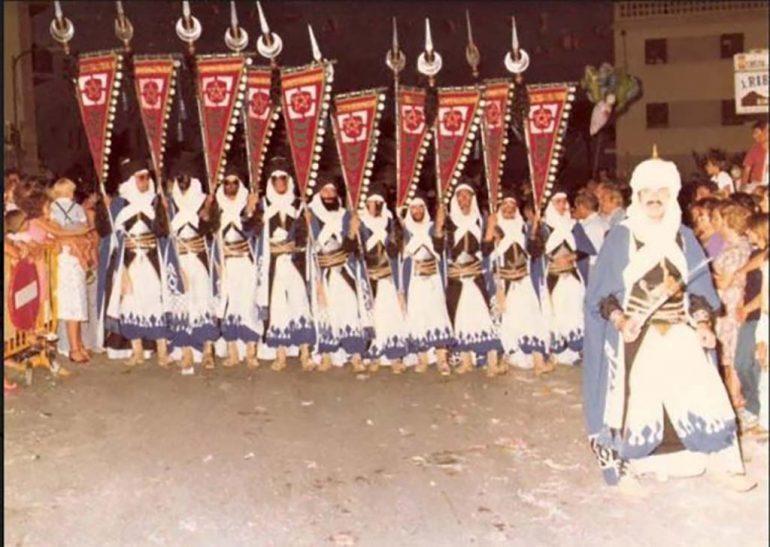 Парад мавров и христиан