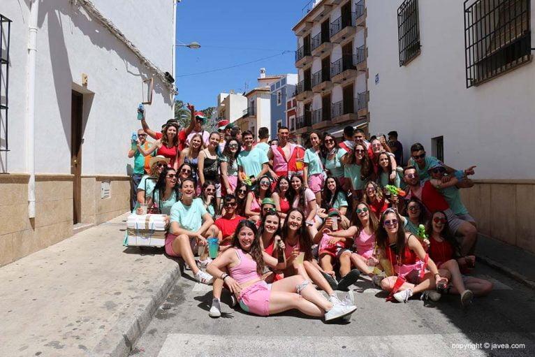 Dia de Quintaes Xàbia 2019